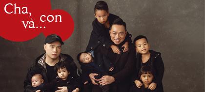 NTK Đỗ Mạnh Cường: Cha, con và…