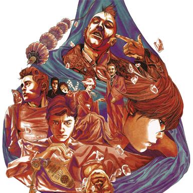 Sắc đỏ trong điện ảnh: Máu, tình yêu và quỷ dữ
