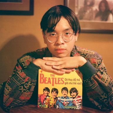 Lê Minh Tú – Chàng trai 19 tuổi thoát khỏi căn bệnh trầm cảm nhờ âm nhạc của The Beatles
