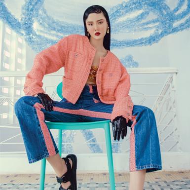 Đắm mình vào những thanh âm lãng mạn trong các thiết kế mới của Chanel