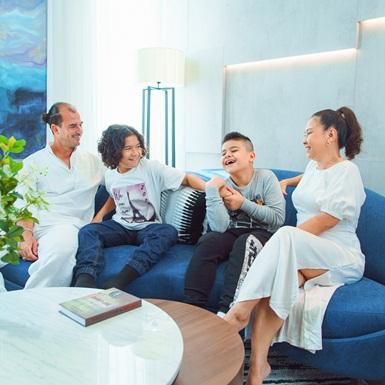 """NTK Thanh Huỳnh: """"Tôi sẽ trở thành cư dân của Đô thị Đảo Phượng Hoàng"""""""