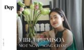 """VIBE UP! Một ngày """"sống chậm"""" với MC Misoa: trồng hoa và thưởng hoa như một thú vui tao nhã"""