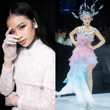 Mẫu nhí đảm nhiệm vị trí first face cho 3 show thời trang tại Tuần lễ thời trang Quốc tế Việt Nam 2020 là ai?