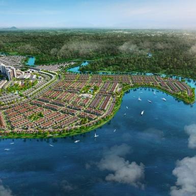"""""""Kỳ quan"""" Đảo thiên nhiên Phượng Hoàng – Bản giao hưởng phong thủy và kiến trúc"""