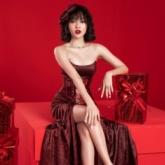 Bảo Anh khoe nhan sắc ngày càng thăng hạng trong bộ ảnh Giáng sinh mới