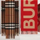 Thế giới khăn muôn màu, muôn vẻ của Burberry cho mùa Giáng Sinh 2020