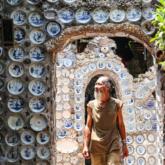 Minh Tuyết cùng đạo diễn Ngô Quang Hải khám phá không gian xanh ở đảo Phượng Hoàng
