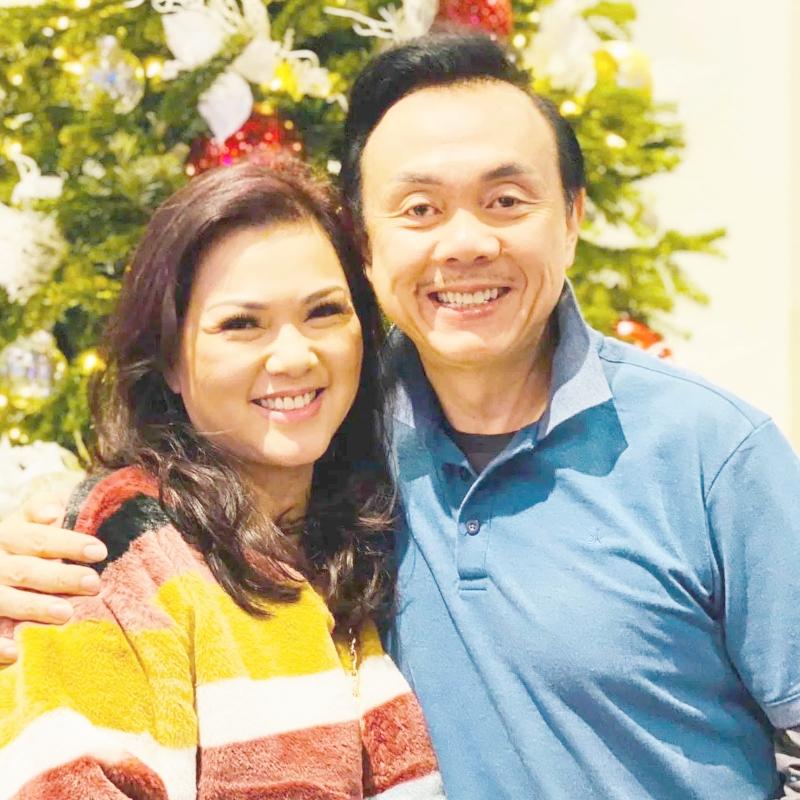 Chí Tài – Phương Loan: Hôn nhân ba thập niên vẹn nguyên hạnh phúc