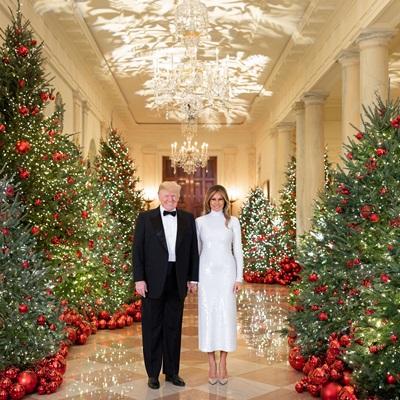 Giáng sinh tại Nhà Trắng qua các đời Tổng thống đã thay đổi ra sao?
