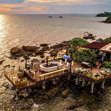 Hòa mình vào vẻ đẹp hoang sơ của thiên nhiên biển đảo Phú Quốc tuyệt đẹp tại khu nghỉ dưỡng hạng sang này