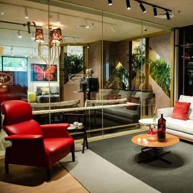 Nâng tầm không gian sống cho người Việt bằng những thiết kế nội thất tinh hoa nước Ý