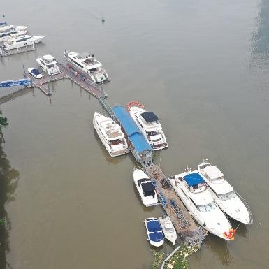 Saigon Yacht Show 2021: Sân chơi du thuyền xa xỉ quy mô lớn của giới sành điệu
