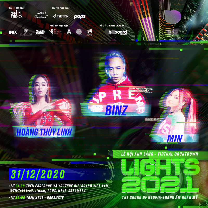 san khau virtual countdown lights 2021 - 2