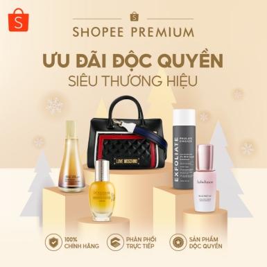 Không thể bỏ lỡ loạt ưu đãi độc quyền từ các thương hiệu cao cấp nhân dịp lễ hội cuối năm trên Shopee Premium