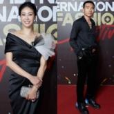 Wowy, Hà Kiều Anh, Thu Thủy… rạng rỡ cùng trang phục tông trắng – đen trên thảm đỏ ra mắt BST mới của NTK Phạm Đăng Anh Thư