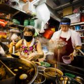 Văn hóa ẩm thực bình dân của Singapore được tôn vinh là di sản văn hóa phi vật thể