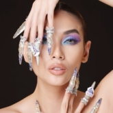 Nail Artist Pang Mỹ Nguyên giúp Võ Hoàng Yến trải nghiệm sự hoàn hảotừ những chi tiết nhỏ