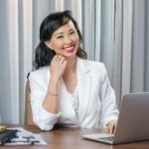 """Nữ doanh nhân Thái Vân Linh vàhành trình tôi luyện để trở thành """"kim cương"""""""