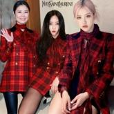 """Rosé (BLACKPINK) """"đụng hàng"""" trang phục với Hyomin, Lâm Tâm Như"""