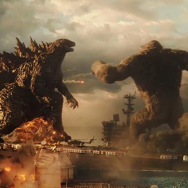 """""""Godzilla vs. Kong"""" tung trailer hé lộ màn đối đầu kịch tính của hai chúa tể"""