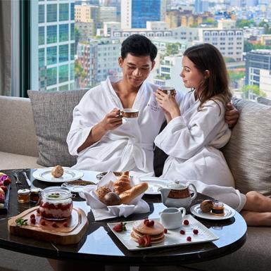 """Kỳ nghỉ """"Marriott Sweet Deals"""" – món quà khởi đầu năm mới ngọt ngào"""