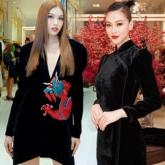 Phương Khánh, Ngọc Thảo tỏa sắc kiêu kỳ trong thiết kế của Hà Linh Thư