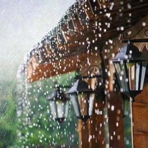 Bảo vệ toàn diện ngôi nhà của bạn mùa mưa gió bằng những cách thức đơn giản sau
