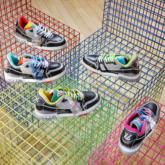 BST giày LV Trainer Upcycling 2021: Phát súng mở đầu cho lý tưởng bền vững hóa thiết kế đồ xa xỉ của Virgil Abloh