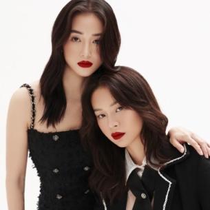 Salim, Phí Phương Anh khoe thần thái high-fashion vô cùng sắc sảo trong các thiết kế mới nhất của Nguyễn Phương Đông
