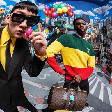 Thế giới thời trang may đo hiện đại của NTK Virgil Abloh được thu nhỏ qua ống kính của Tim Walker trong bộ ảnh quảng bá của Louis Vuitton
