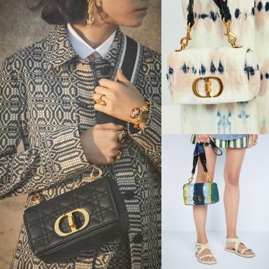 Dior Caro – Chiếc túi xách thắp sáng phong cách cho các quý cô hiện đại