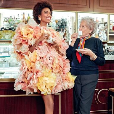 Pastels in the City – Uyển chuyển giữa những đô thị hối hả trong các thiết kế từ Dolce & Gabbana