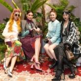 Quỳnh Anh Shyn, Tlinh cực cá tính; Amee, Châu Bùi xinh ngất ngây tại sự kiện thời trang