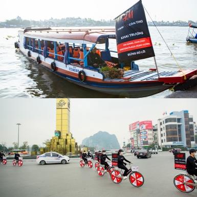 H&M Việt Nam khai trương hai cửa hàng tại Cần Thơ và Hạ Long với nhiều hoạt động sôi nổi