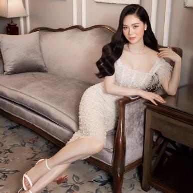 Hoa hậu Mai Phương khoe dáng ngọc trong các thiết kế đầm dạ hội của NTK Lê Thanh Hòa