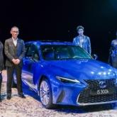 Lexus Việt Nam chính thức giới thiệu IS hoàn toàn mới