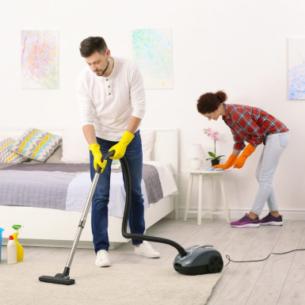 Tuyệt chiêu dọn sạch nhà đón Tết