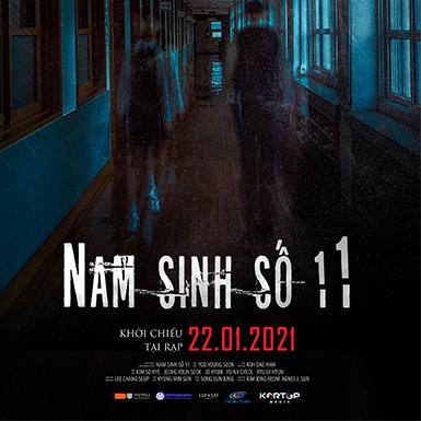 """Rùng rợn với màn lấn sân điện ảnh của Kim So Hye (I.O.I) trong phim kinh dị """"Nam sinh số 11"""""""