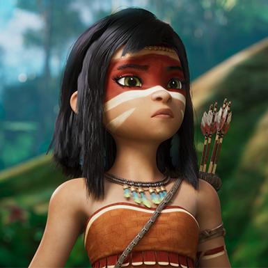 """""""Ainbo: Nữ chiến binh Amazon"""": Lầy lội, dũng cảm và không kém phần đáng yêu"""