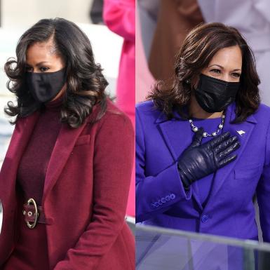 Những khoảnh khắc thời trang nổi bật tại lễ nhậm chức Tổng thống Mỹ gửi gắm thông điệp hòa bình