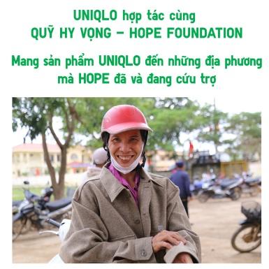 UNIQLO Việt Nam chính thức giới thiệu dự án RE.UNIQLO, tạo nên vòng đời mới cho trang phục đã qua sử dụng