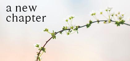 A New Chapter: Khởi đầu chương mới với những thói quen giản đơn
