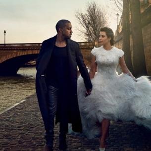 Kim Kardashian và Kanye West ly hôn: Kết cục sớm đã được báo trước