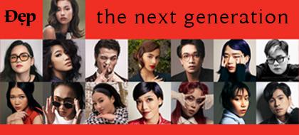 The next generation: 15 nhân tố mới ở lĩnh vực nghệ thuật Việt Nam