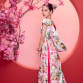 Top 5 Hoa hậu biển Việt Nam toàn cầu yêu kiều trong các thiết kế áo dài cách tân