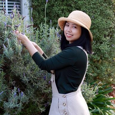 Chuyên gia mùi hương Huỳnh Hải Yến: Ta học được gì khi trồng một khu vườn?