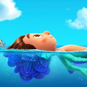 """""""Mùa hè của Luca"""": Mùa hè của kem gelato, mỳ Ý, xe Vespa và cả những sinh vật bí ẩn của đại dương sâu thẳm"""