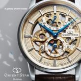 ORIENT STAR ra mắt dòng đồng hồ lộ cơ Skeleton nhân kỷ niệm 70 năm thành lập