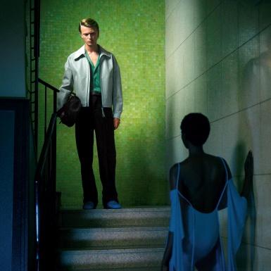 """Những khung hình tràn đầy sắc màu tươi tắn đẹp đến """"rợn người"""" trong chiến dịch quảng cáo của Salvatore Ferragamo"""