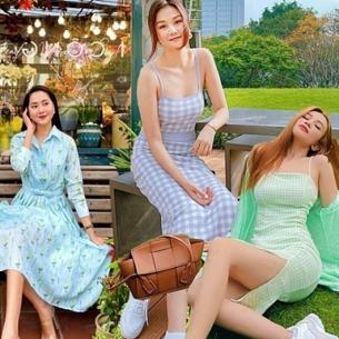 """Tan chảy với street style """"kẹo ngọt"""", ngập màu pastel của sao Việt"""
